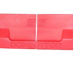 Rear Bumper Covers